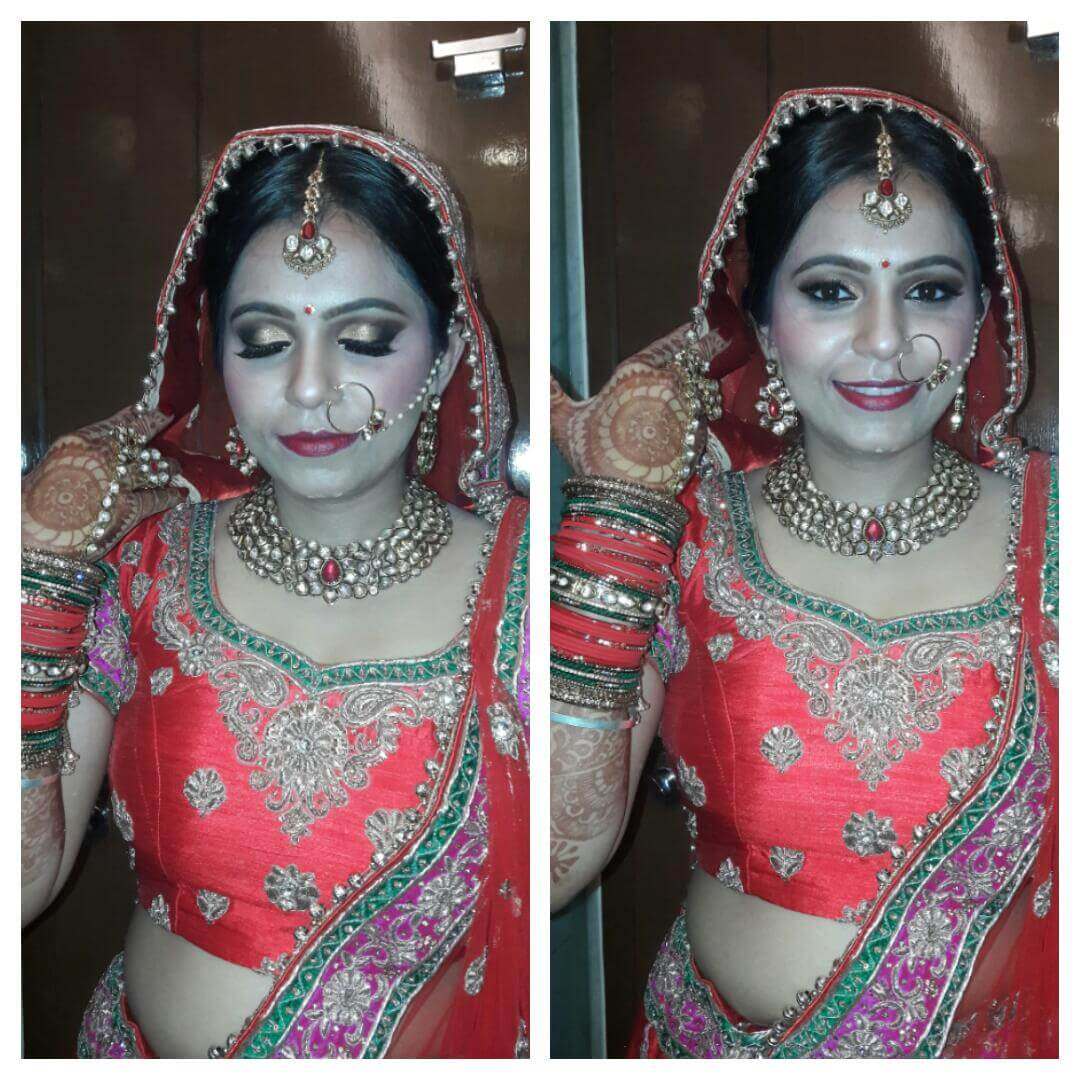 Bridal Make up Ruchika bhatia