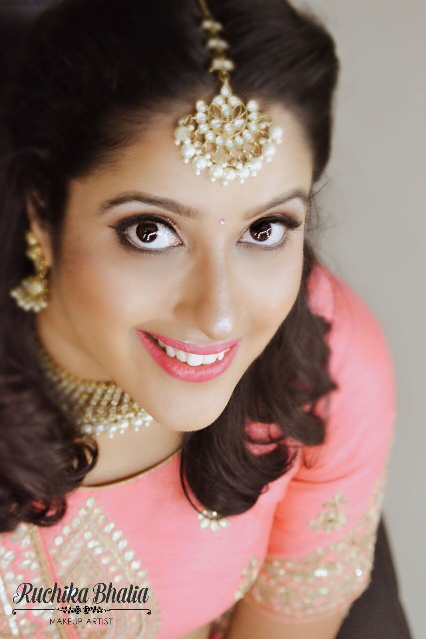 Engagement Looks By Ruchika Bhatia