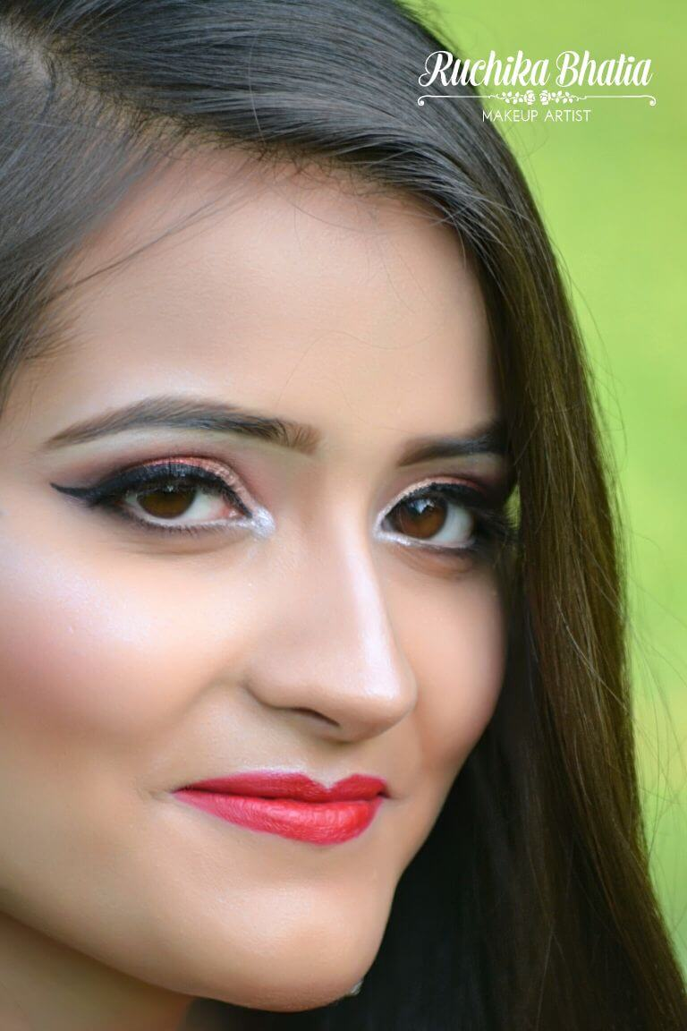 Air Brush Make up by Ruchika Bhatia